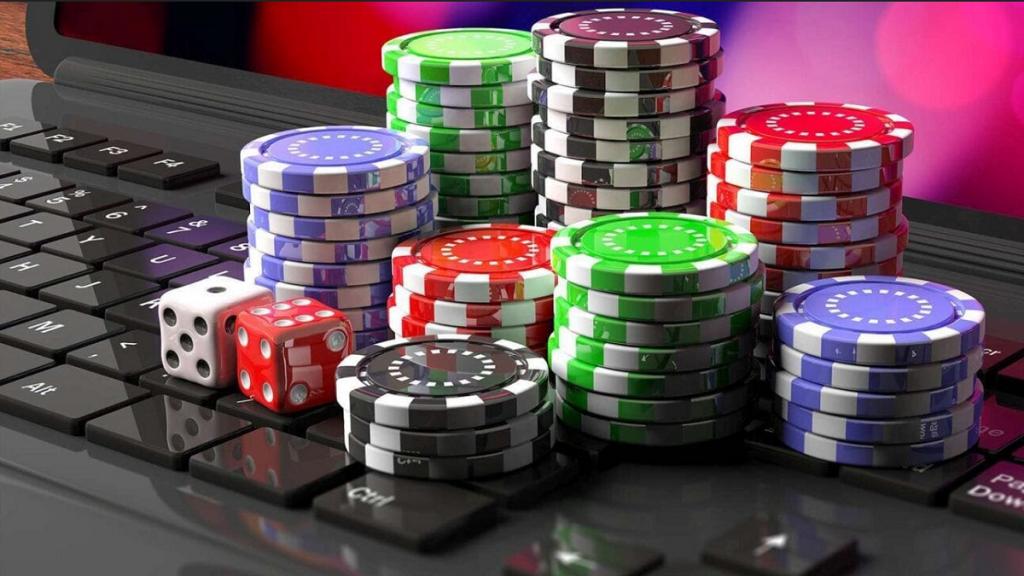 Gambling these days